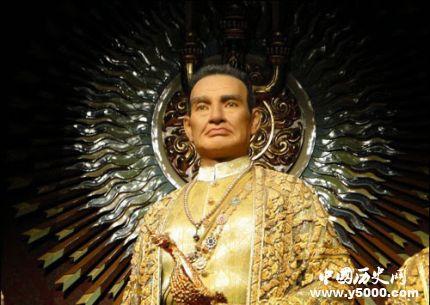 泰国国王拉玛一世简介拉玛一世是怎么建立曼谷王朝的?
