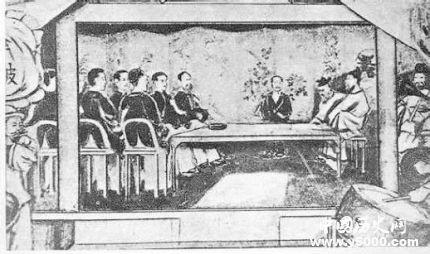 江华条约简介江华条约的内容江华条约对中国有什么影响?
